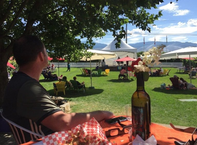 Show item 2 of 2. Similkameen Valley Wine Tour