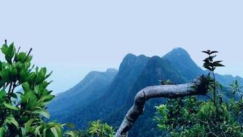 Hiking Mount Matchinchang