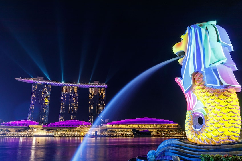 Show item 3 of 7. Best of Singapore 15 Hrs Full Flexible Car Tour from Malacca