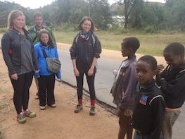 Victoria Falls Village Tour With a Local Guide !