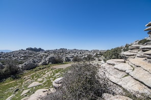 Antequera and Torcal from Granada