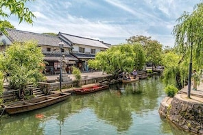 Kurashiki Half-Day Private Tour with Nationally-Licensed Guide