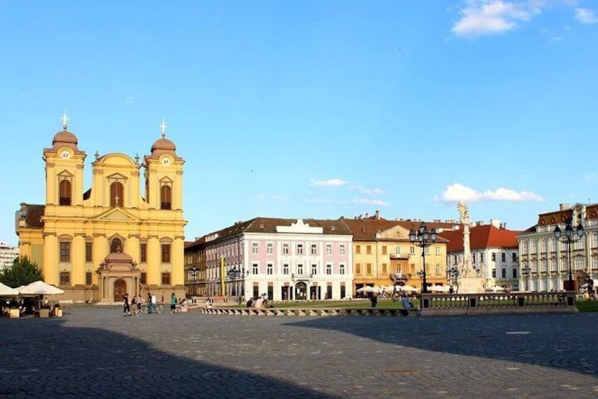 City Tour Timisoara
