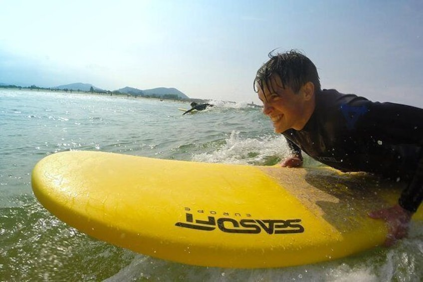 Show item 2 of 5. SURF course in Cantabria