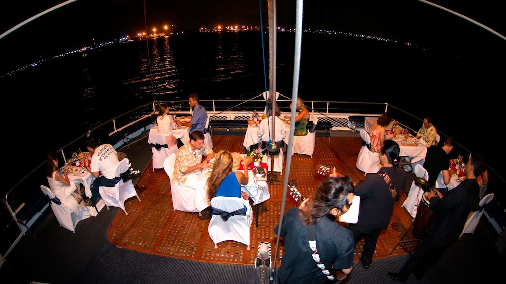 Show item 3 of 5. Bali Hai boat dinner cruise