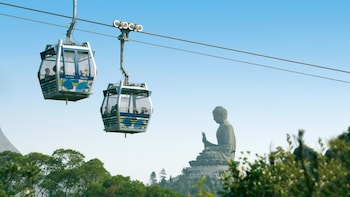 Skip-the-Line Ngong Ping 360 Cable Car & Lantau Island Sunset Tour