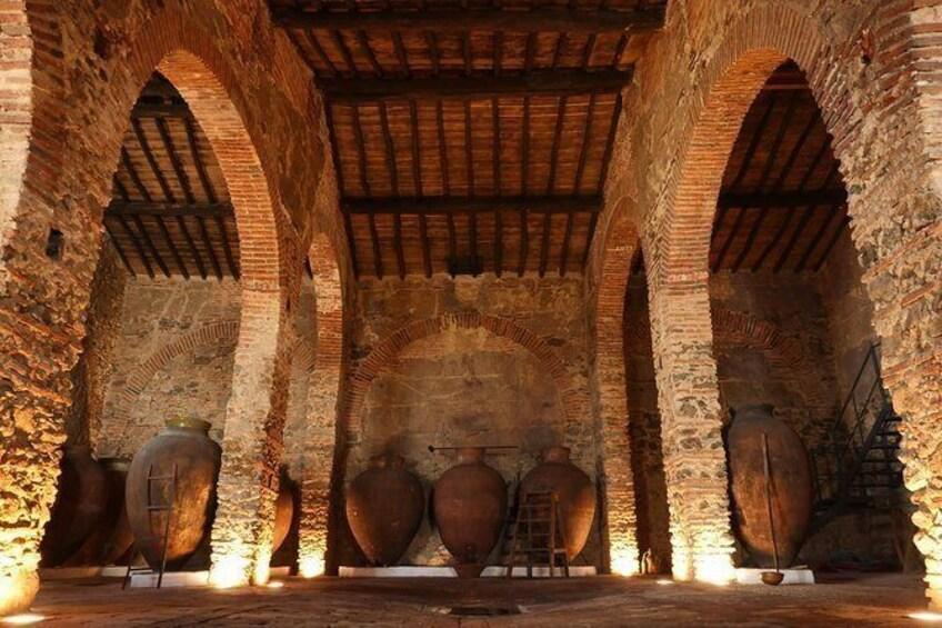 Show item 1 of 16. Cella Vinaria Antiqua Guided Tour