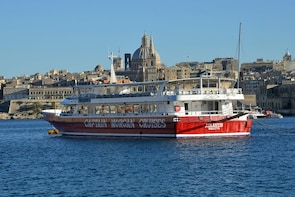 Combo Tour: Valletta Harbor Cruise & Malta Experience Show