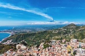 Päiväretki Sisiliaan ja Etnan tulivuorelle