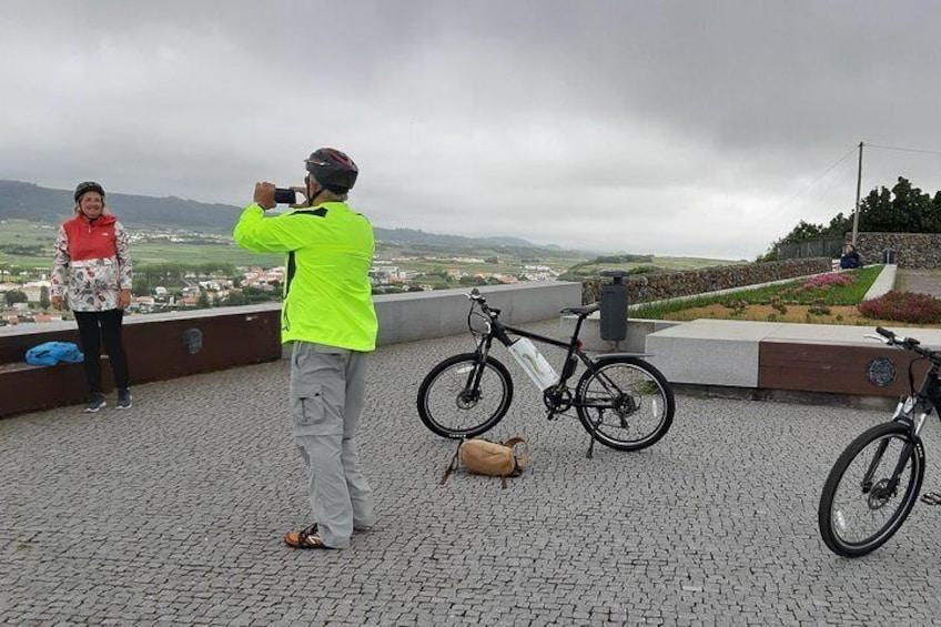 E-bike Tour Vitória Beach