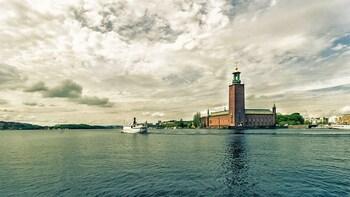 Spaziergang und Fototour durch Stockholm