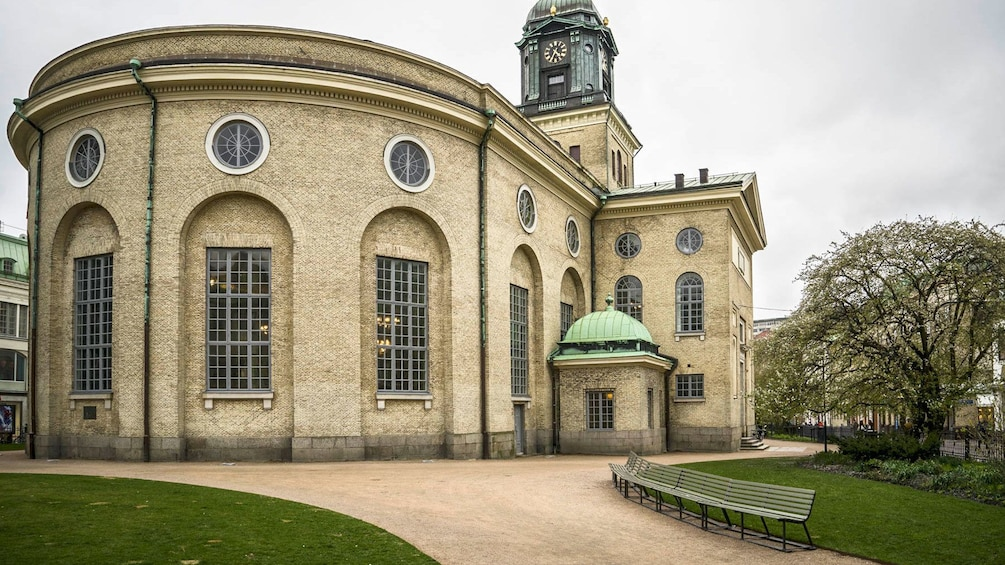 Show item 4 of 5. Gothenburg architecture in Sweden