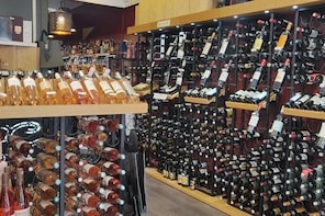 Wines, Champagnes and Spirits