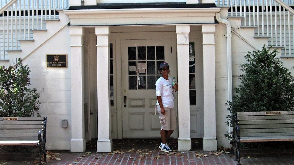House on tour in Martha's Vineyard