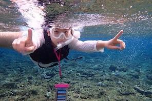 [Okinawa Ishigaki] Snorkelling tour at Ishigaki-Blue Cave