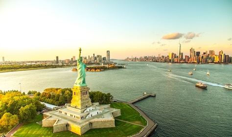 Statue of Liberty & Ellis Island Tour + Pedestal Access