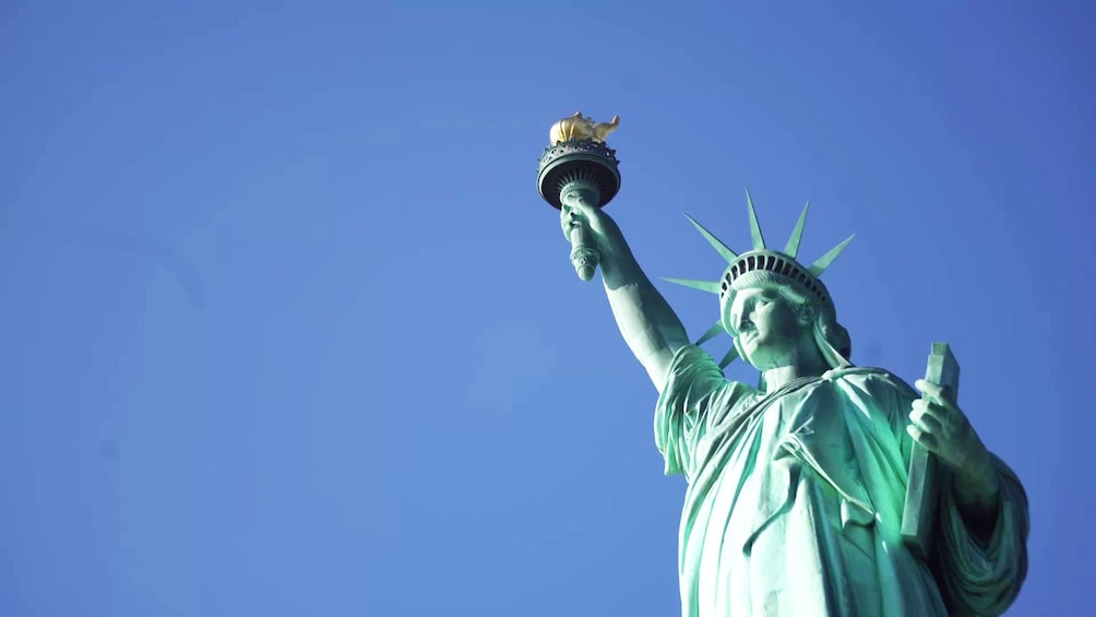 Show item 3 of 9. Statue of Liberty & Ellis Island Tour + Pedestal Access
