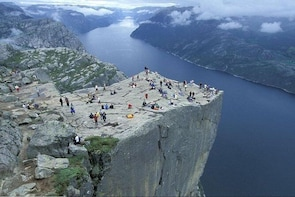 "Day tour to the Pulpit Rock and Lysefjord - ""Hike and Cruise"" fro..."