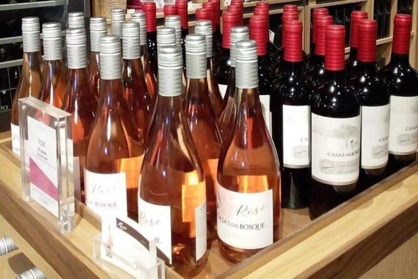 Show item 3 of 10. Premium wines
