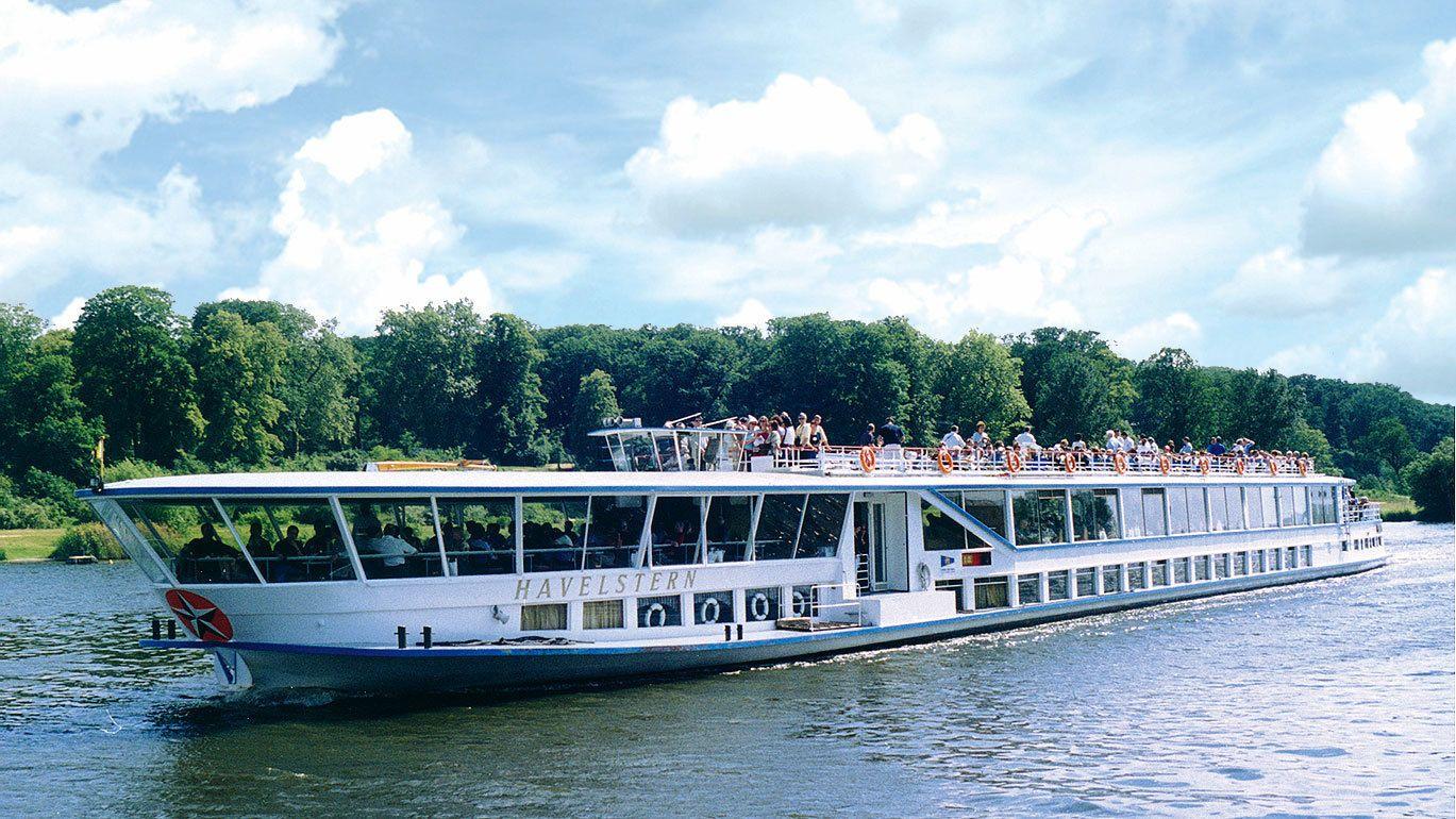 Cruises & rondvaarten