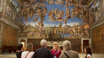 Exclusive Early Entry: Sistine Chapel & Vatican Museums