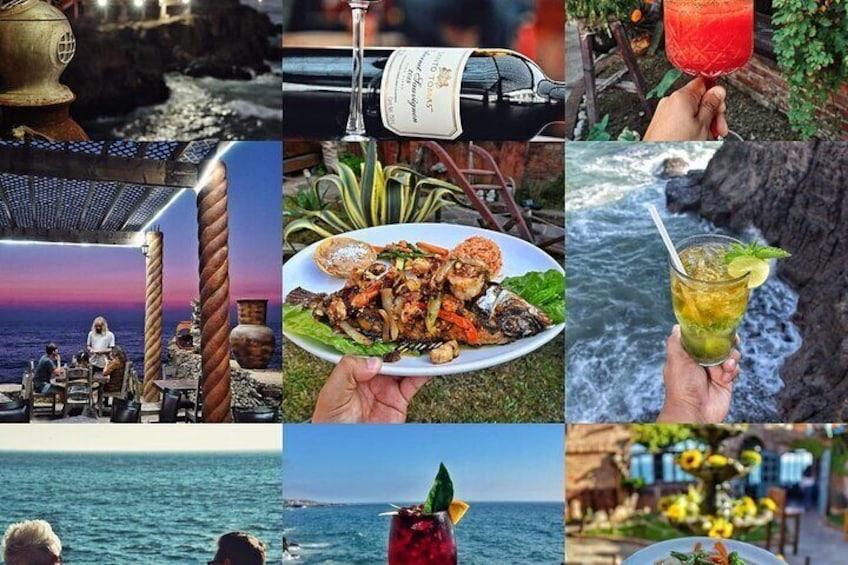 Tour / Papas and beer / PuertoNuevo / mezcal / Handicraft market / fun / adventures