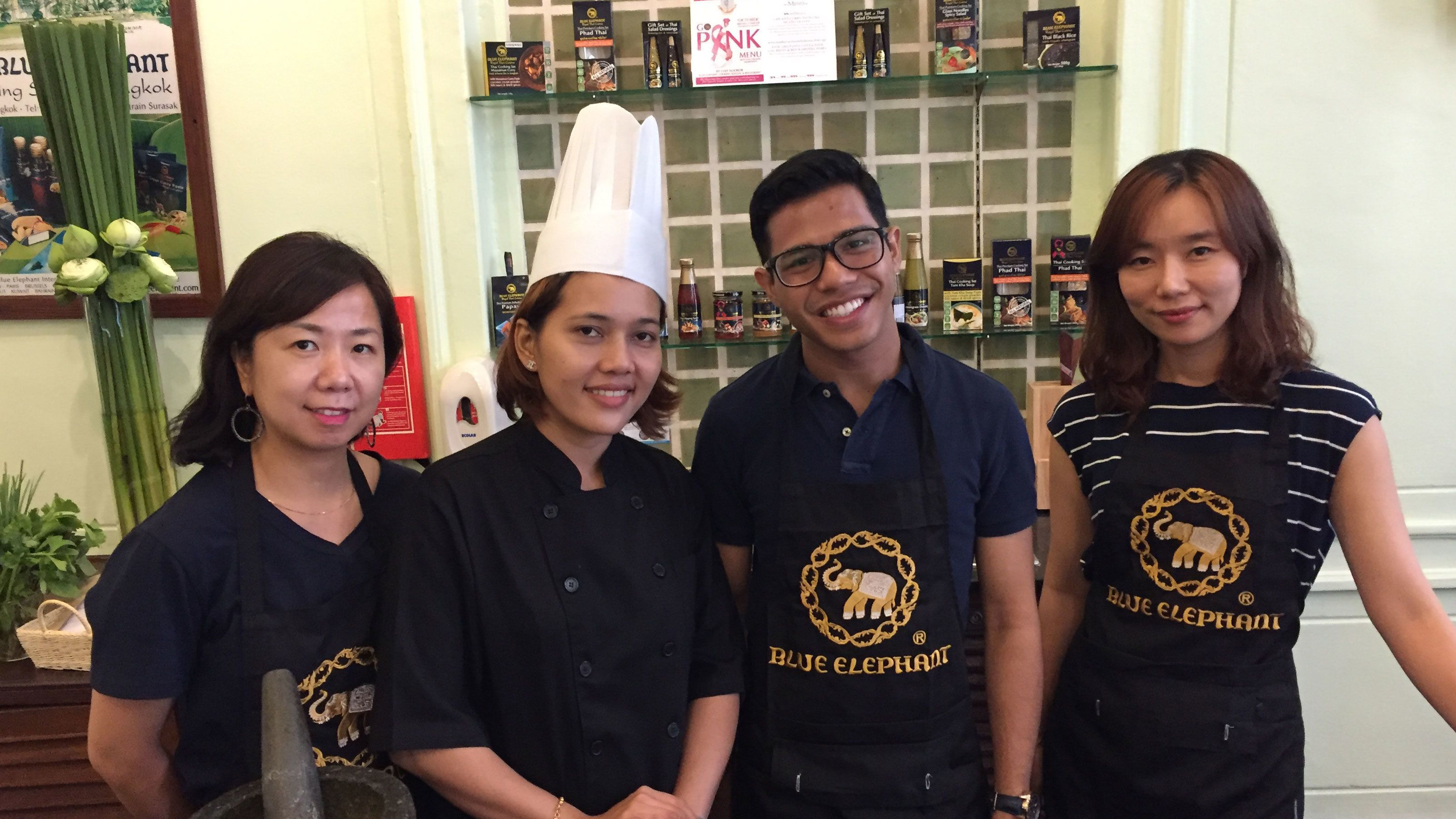 Half-Day Cooking Lesson at Blue Elephant Cooking School