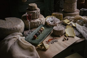 Cheese making master class