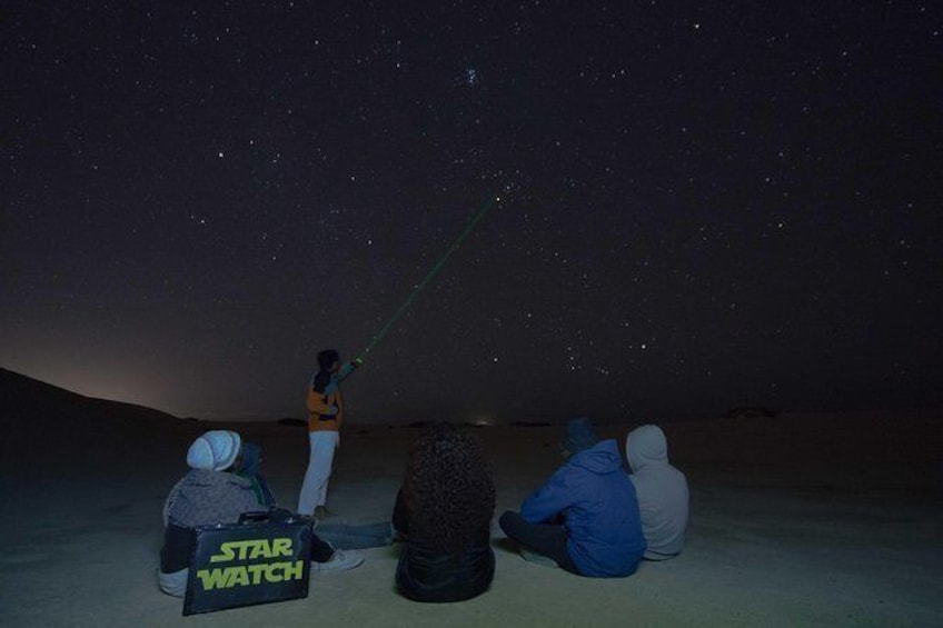 Show item 1 of 6. Introduction to astronomy and stargazing