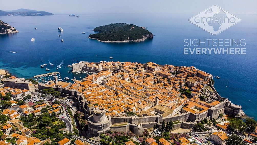 Dubrovnik Small-GroupTour from Split/Trogir with Gray Line