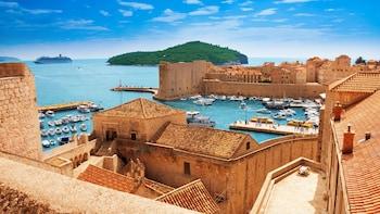 Koko päivän kiertomatka Dubrovnikiin Splitistä