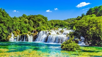 Krka Waterfalls & Sibenik Tour