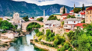 Mostar Small Group Tour with Entrance to Kravica Waterfall