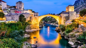Full-Day Guided Tour to Mostar in Bosnia and Herzegovina