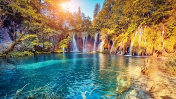 Plitvice Lakes Full-Day Guided Tour from Split by Grey Line