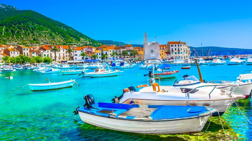 Blue Cave with Hvar and Vis Small-Group full Day Tour