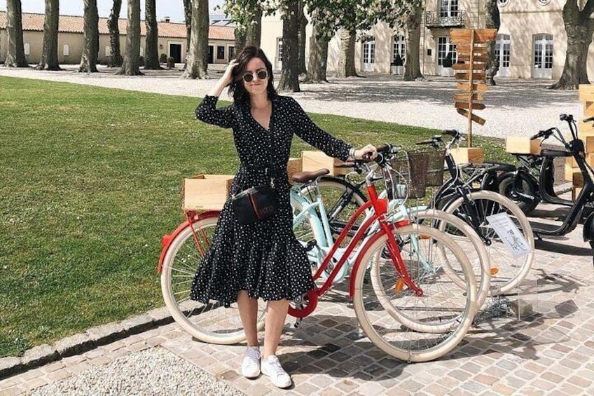 Half day bike rental