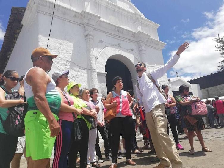 Show item 3 of 8. Chichicastenango Market & Lake Atitlán Tour from Antigua