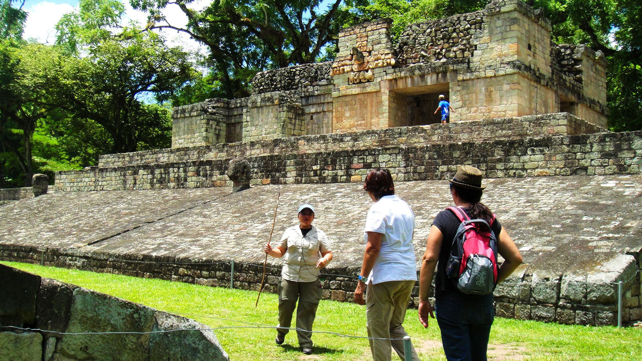 Copan Ruins Day Tour from Antigua Guatemala