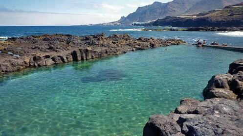 Steep water in Spain