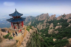Qingdao Private Tour: City Highlights and Laoshan Mountain with Lunch+Cable...