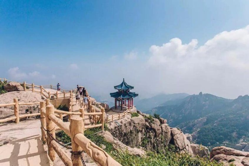 Show item 3 of 6. Mount Tai