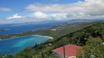 St. Thomas Island Tour w/ Mountain Top and Magen's Bay Beach