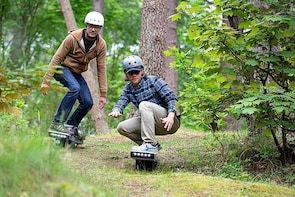 Initiations and rides in Onewheel