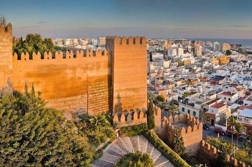 Show item 1 of 13. Alcazaba of Almeria