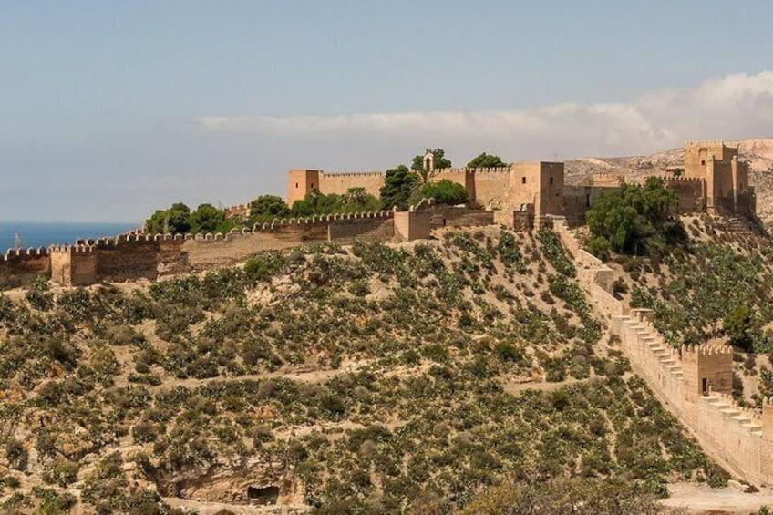 Show item 10 of 10. Alcazaba of Almeria
