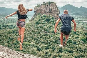 Kaudulla or Minneriya or Eco Park Safari and Sigirya - Dambulla - Full Day ...