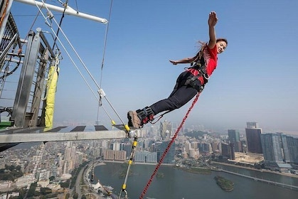 Bungy Jump Standard Package