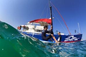 Snorkel, Lunch & Sail