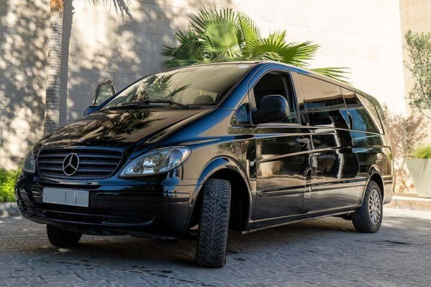 Rabat to Chefchaouen: Private Transfer (English Speaking Driver)